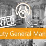Job Deputy General Manager via CourtesyMasters