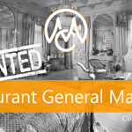 Job Restaurant General Manager via CourtesyMasters