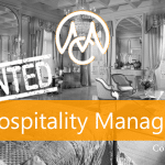Job Hospitality Manager via CourtesyMasters