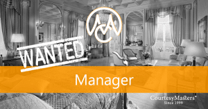 Job Manager via CourtesyMasters